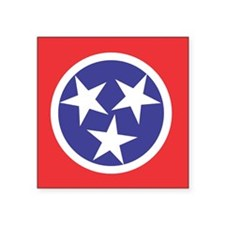 Tennessee Flag Sticker