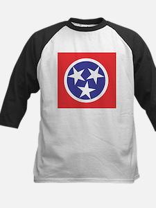 Tennessee Flag Baseball Jersey