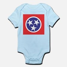 Tennessee Flag Body Suit