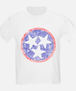Faded Tennessee American T-Shirt