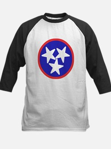 Tennessee American Kids Baseball Jersey