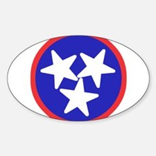 Tennessee American Decal