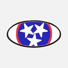 Tennessee American Patches
