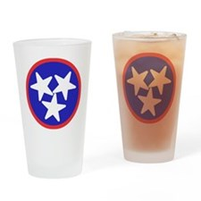 Tennessee American Drinking Glass