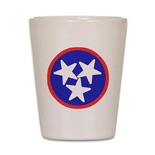 Tennessee American Shot Glass