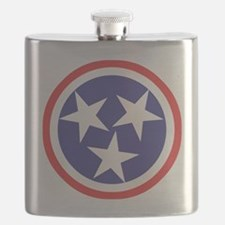 Captain Tennessee Flask