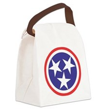 Captain Tennessee Canvas Lunch Bag