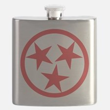 Tennessee Red Flask