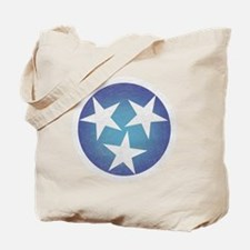 Cool Blue Tennessee Tote Bag