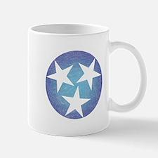 Cool Blue Tennessee Mug