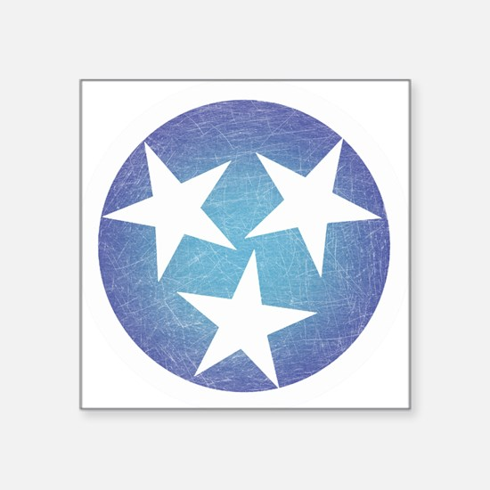Cool Blue Tennessee Sticker