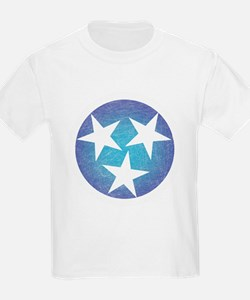 Cool Blue Tennessee T-Shirt