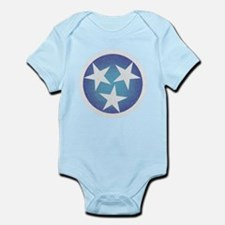 Cool Blue Tennessee Body Suit