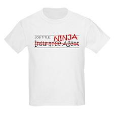 Job Ninja Insurance T-Shirt