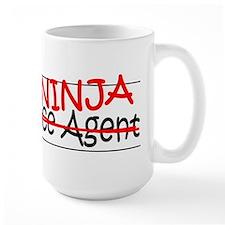 Job Ninja Insurance Mug