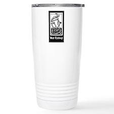 DEATH - NOT TODAY Travel Mug