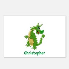 Dragon Just Add Name Postcards (Package of 8)