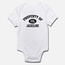 Property of Jackeline Infant Bodysuit