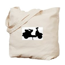 scooter10x10.png Tote Bag