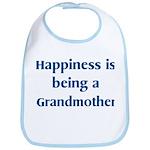 Grandmother : Happiness Bib