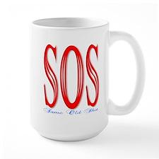 S.O.S. Ceramic Mugs