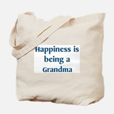 Grandma : Happiness Tote Bag