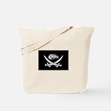 Pasta Flag Tote Bag