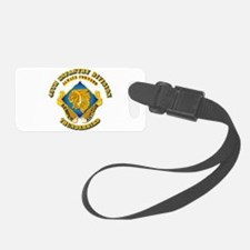 Army - 45th Infantry Division - SSI Luggage Tag