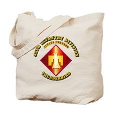 Army - 45th Infantry Division - SSI Tote Bag