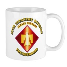 Army - 45th Infantry Division - SSI Mug