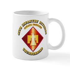 Army - 45th Infantry Division - SSI Mug