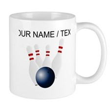 Custom Bowling Pins Mug