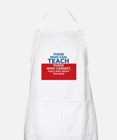 Those Who Can, Teach Apron