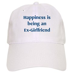 Ex-Girlfriend : Happiness Baseball Cap