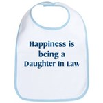 Daughter In Law : Happiness Bib