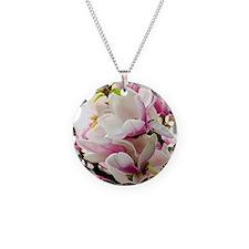 Sunlit Magnolias Necklace