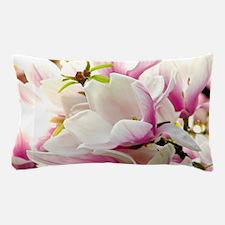 Sunlit Magnolias Pillow Case