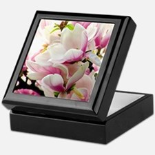 Sunlit Magnolias Keepsake Box
