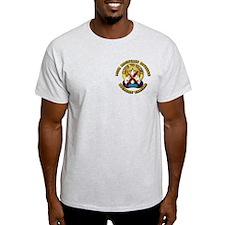 Emblem - 10th Mountain Division - DUI T-Shirt