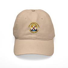 Emblem - 10th Mountain Division - DUI Baseball Cap