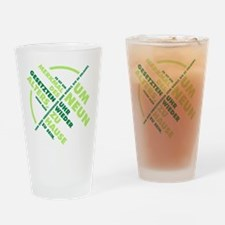 Merkmal des gesetzten Alters Drinking Glass