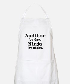 Auditor by day Apron