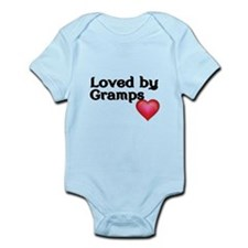 Loved by Gramps Body Suit