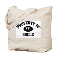 Property of Giselle Tote Bag