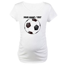 Custom Soccer Ball Shirt
