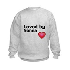 Loved by Nonna Sweatshirt