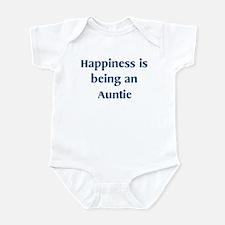 Auntie : Happiness Infant Bodysuit