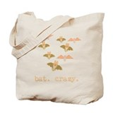 Bat Canvas Totes