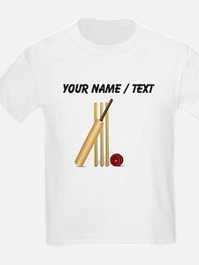 Custom Cricket Wicket T-Shirt