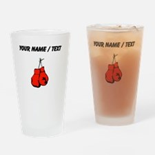 Custom Boxing Gloves Drinking Glass